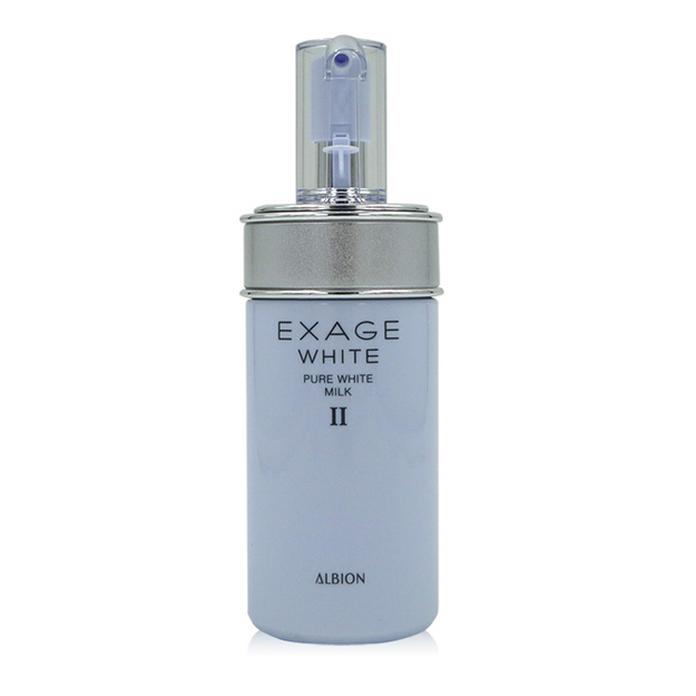 Product Detail - ALBION EXAGE White Pure White Milk II Skin Lightening 110ml - image 0