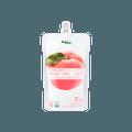 韩国JAYONE JELLY.B 低糖低卡蒟蒻果冻  水蜜桃味 150ml 多种版本随机发货