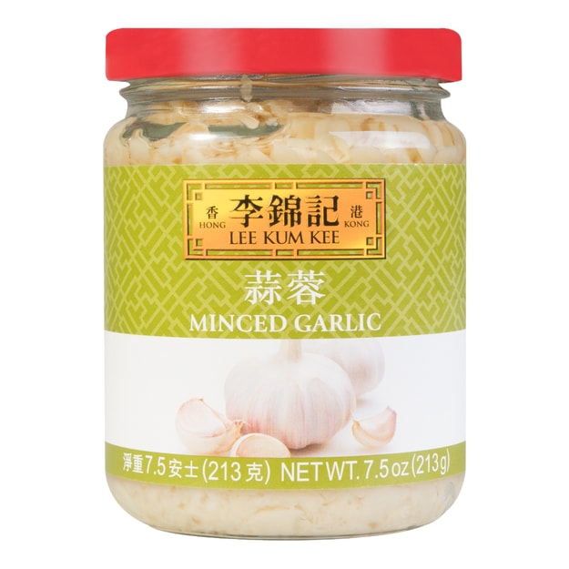 Product Detail - Minced Garlic 213g - image  0