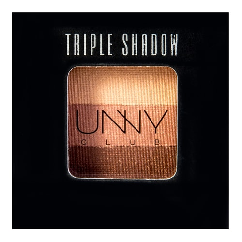 UNNY CLUB Triple Shadow #S1 Sweet Latte
