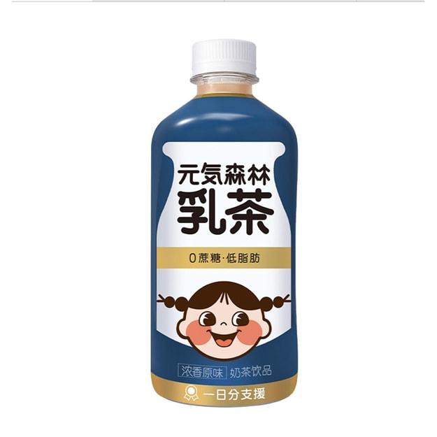 商品详情 - 元气森林乳茶 香浓原味 450毫升 - image  0