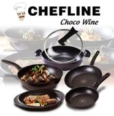 GANGNAM SHOP Chefline Chocowine Pan Set 6pcs