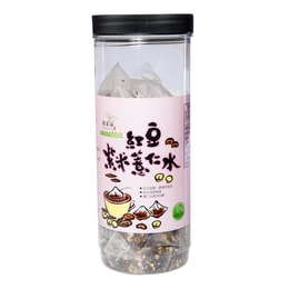 AWASTEA Ed Bean Purple Rice Barley Tea 15g x 30 bags