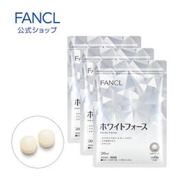 FANCL White Force 180Tablets×3