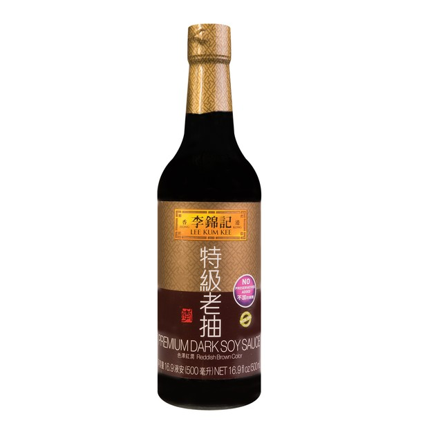 Product Detail - LEE KUM KEE Dark Soy Sauce 500ml - image 0