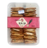 CHIA TE Nougat Cracker Green Onion 18pcs