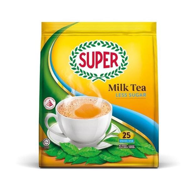 商品详情 - 【马来西亚直邮】马来西亚SUPER超级 奶茶 25件入 - image  0