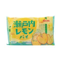 FURUTA SETOUUCHI Sea Lemon Pie 30 Pcs
