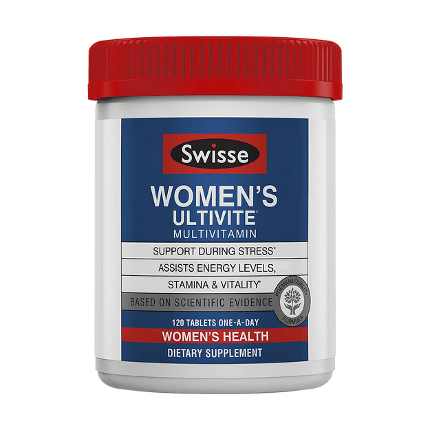 Product Detail - SWISSE Women Ultivite Multivitamin 120 TABLETS - image 0