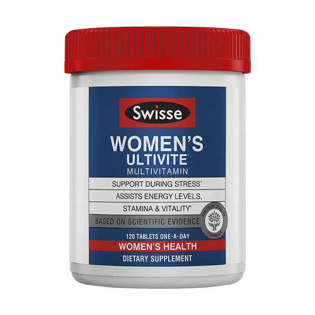 SWISSE Women Ultivite Multivitamin 120 TABLETS