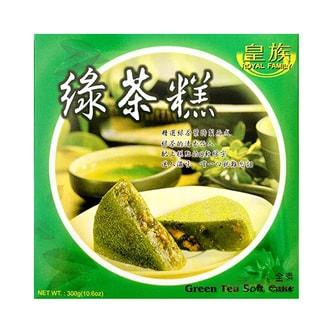 台湾皇族 绿茶糕麻糬 300g
