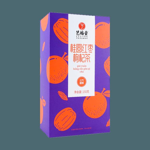 商品详情 - 艺福堂 桂圆红枣枸杞茶 150g - image  0