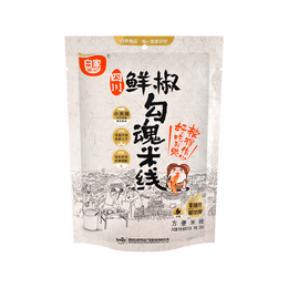 Sichuan Style Rice Noodle, 270g