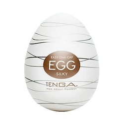 Adult toy TENGA EGG #006 Silky 5ml