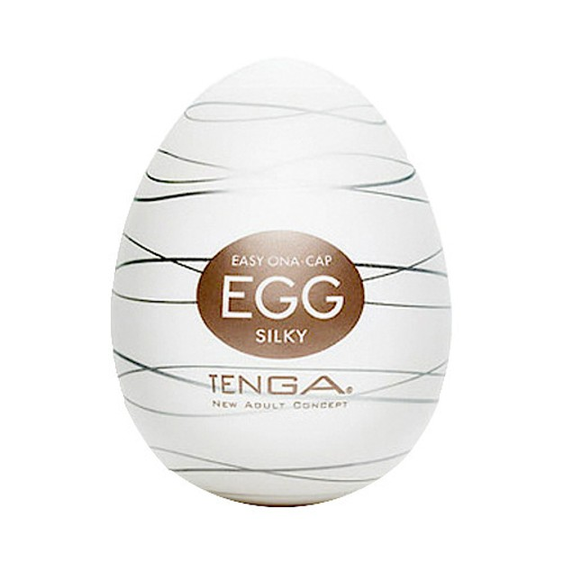 Product Detail - Adult toy TENGA EGG #006 Silky 5ml - image 0