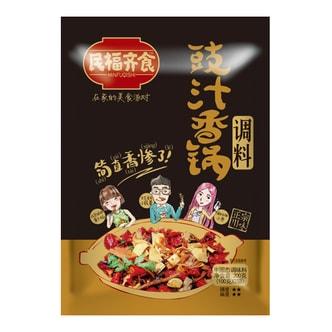 民福齐食 豉汁香锅调料 200g