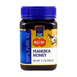 MANUKA HEALTH Manuka Honey UMF 13+ MGO 400+ 500g