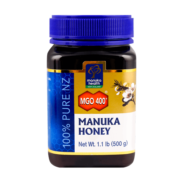 Product Detail - MANUKA HEALTH Manuka Honey UMF 13+ MGO 400+ 500g - image 0