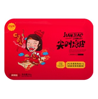 LIANGCHENGMEI Shaanxi Cold Noodle Hot Spicy 290g