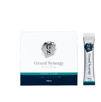 POLA Grand Synergy Beautiful Minerals 180bags