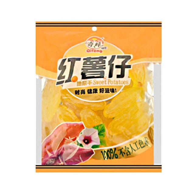 商品详情 - 奇峰山庄 红薯仔地瓜干 298g - image  0