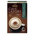 【日本直邮】 AGF Blendy Cafe Latory 卡布奇诺 7袋