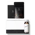 【日本直邮】日本本土版 最新版POLA 黑BA 抗糖丸 180粒三个月量+POLA美白饮一箱 10瓶装