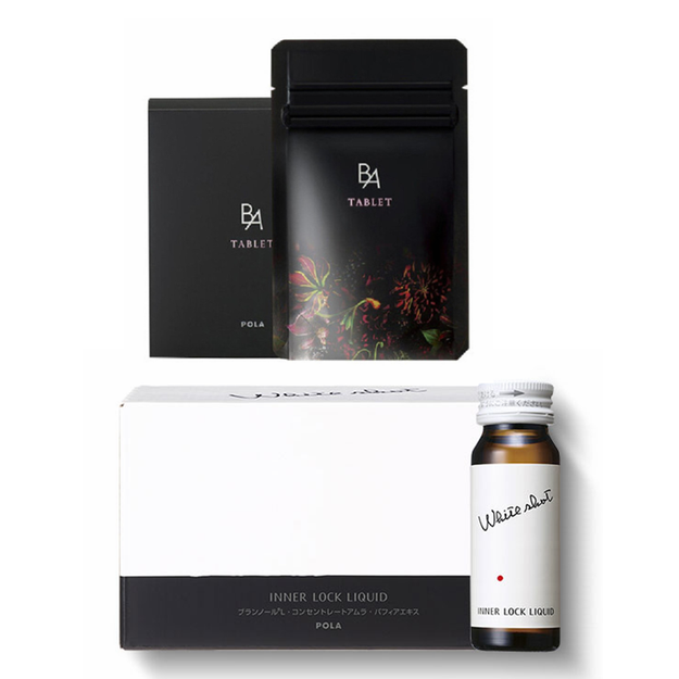 Product Detail - POLA B.A The Tablet Refill 1800 Tablets And Body Spot Whitening Liquid 10 Bottles - image 0
