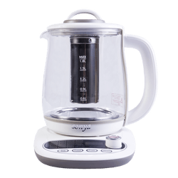 SONYA Multi Function Glass Electric Water Kettle Healthy Tea Kettle 1.8L SY-B18
