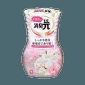 KOBAYASHI 小林制药||消臭元持久香氛空气清新剂||房间用 白色花香 400ml