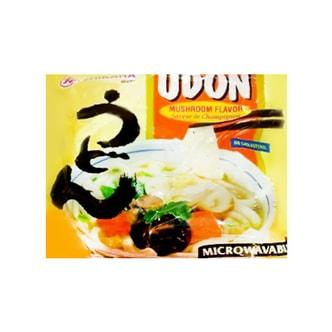 CHIKARA Microwave Udon Mushroom Flavor 198g