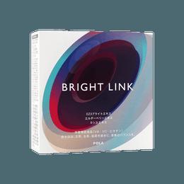 日本POLA BRIGHT LINK 护眼丸 新版 3月量 180粒