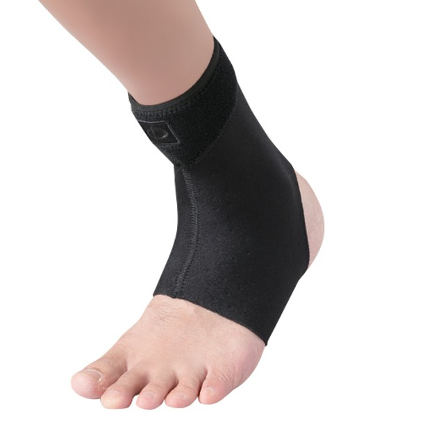 Product Detail - PHITEN Titanium Ankle Support Black Small - image 0