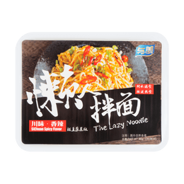 The Lazy Noodle Sichuan Spicy Flavor 240g