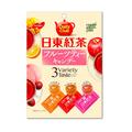 DHL直发【日本直邮】日本NOBEL制果 日东红茶联名 三种口味水果糖 90g