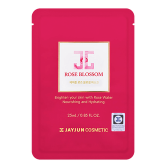 JAYJUN Rose Blossom Face Mask 1sheet
