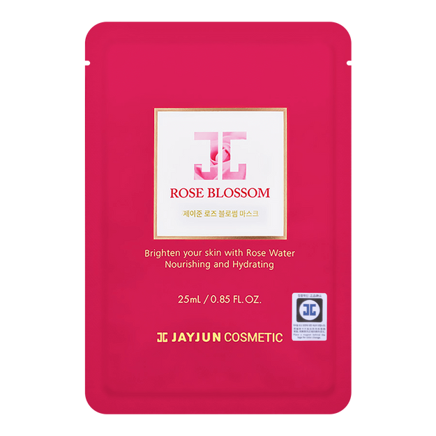 Product Detail - JAYJUN Rose Blossom Face Mask 1sheet - image 0