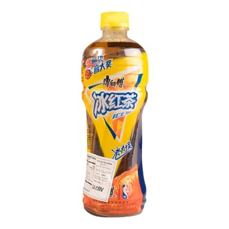 MASTER KONG Iced Lemon Black Tea 550ml