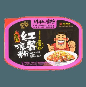 川北凉粉 自热红薯凉粉 鱼香味 328g
