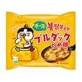 【日本直邮】超级网红食品 韩国火鸡面 日本版 超辣芝士炒面 140g