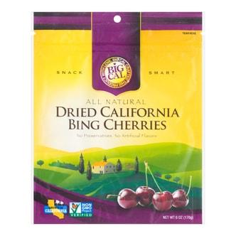 美国BIGCAL比格家 阳光干果系列 缤莹车厘子干 无糖无添加 170g USDA有机认证