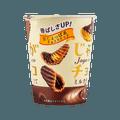 日本BOURBON波路梦 浓厚黑巧克力薯片 40g