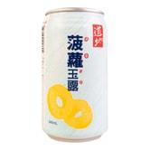 台湾道地 菠萝玉露 340ml