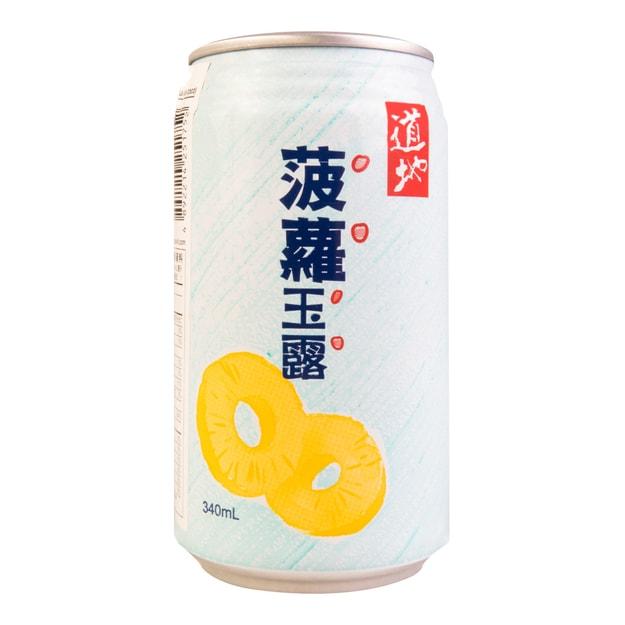 Product Detail - TAO TI Taiwanese Pineapple Juice Drink 340ml - image 0