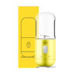 JOYOUNG USB Wireless Mini Charging Portable Juicer JYL-C902D Yellow 350ml