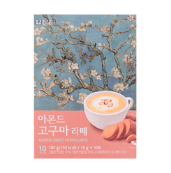 DAMTUH Almond Sweet Potato Latte 180g
