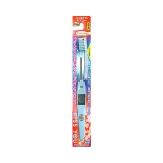 日本KISS YOU 负离子深层清洁牙刷 普通款 蓝色 COSME大赏第一位