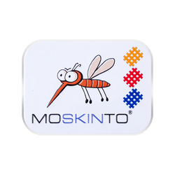 Moskinto Mosquito Patch – The solution for Itchy Insect bites 42 pcs FAMILY BOX