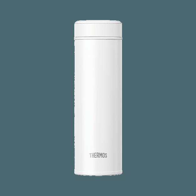 商品详情 - THERMOS 膳魔师  真空隔热便携保温杯JOG-500-MTWH  哑光白 500ml - image  0