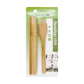 SUNCHA Bamboo Rolling Pin and Ladle Set